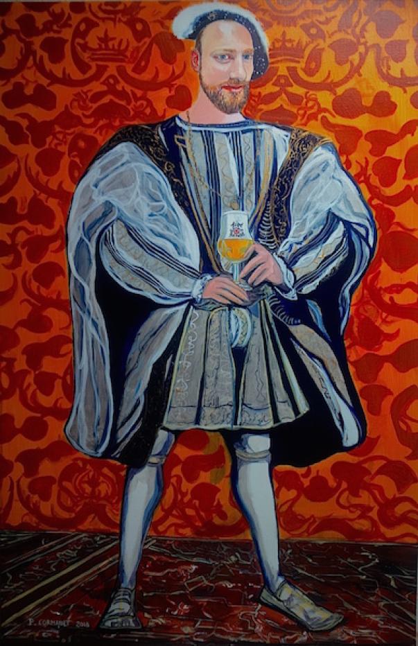 image de portrait historique